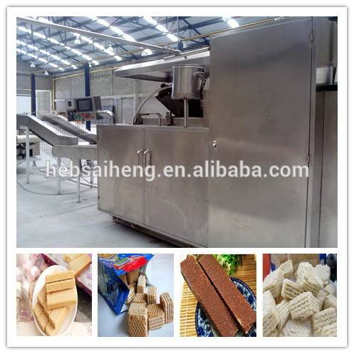 2016 wafer biscuit machine for China supplier