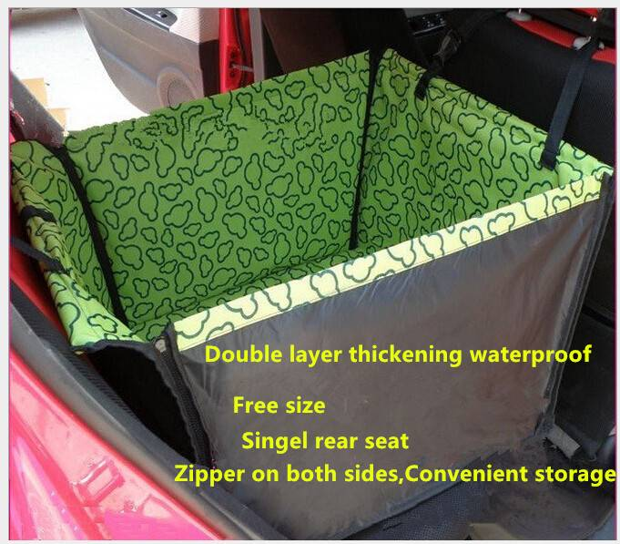 Dog Cat Puppy Car Seat Cover Pet Safety Waterproof Hammock Blanket Mat Protector