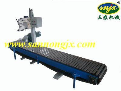 Sewing Machine and Conveyor