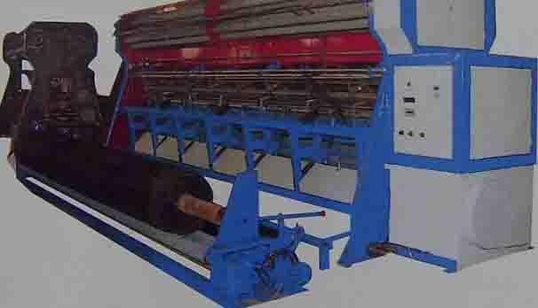 High Speed Double Rib Mesh Sack & Sun-Shade Gauze Loom (Jbz)