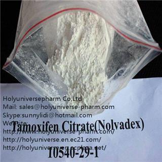 Tamoxifen Citrate Nolvadex Genox Tamifen CAS 54965-24-1