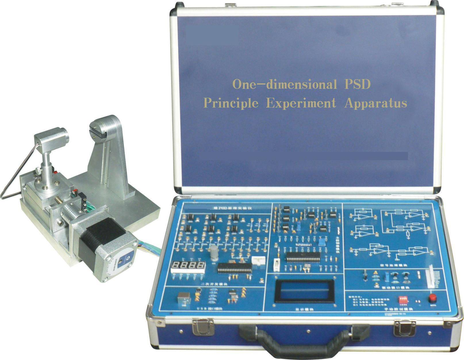 idactic educational equipment training device/ ES7408B One-Dimensional PSD Principle Experiment Appa