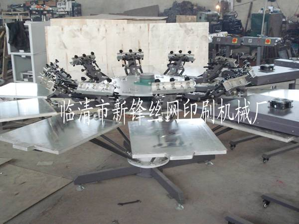 Garment printing machine / Leather printing machine