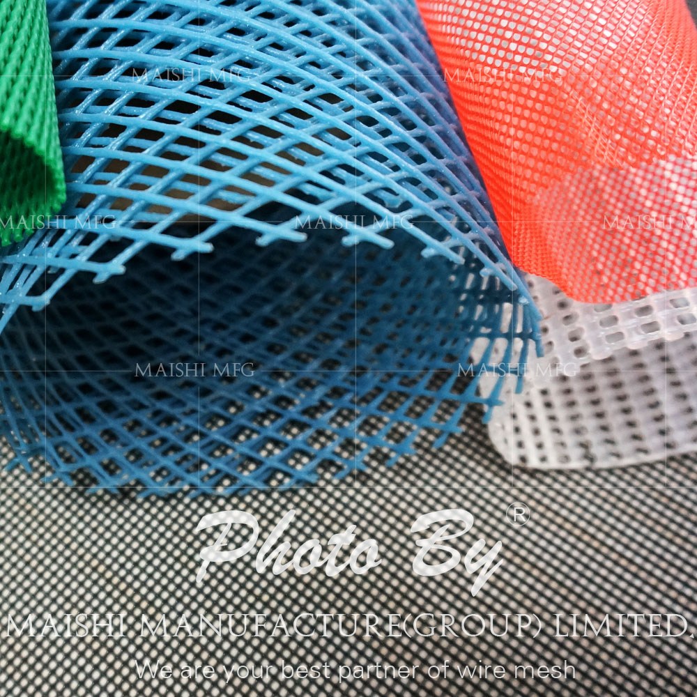 plastic plain net