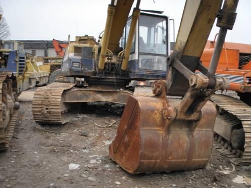 Used Komatsu PC200-5 Excavator / Komatsu Excavator PC200-5
