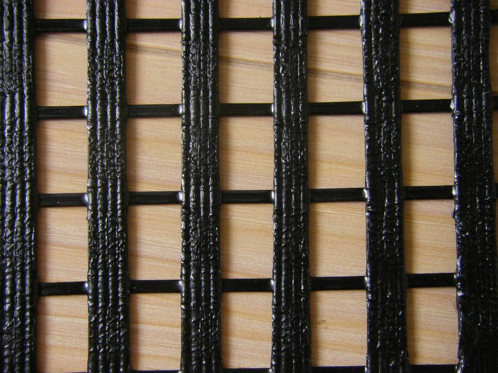 Warp Knitted Polyester Geogrid