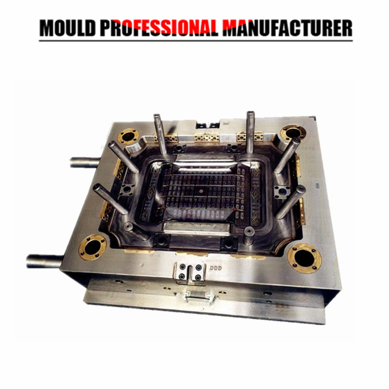 quality plastic injection crate mold