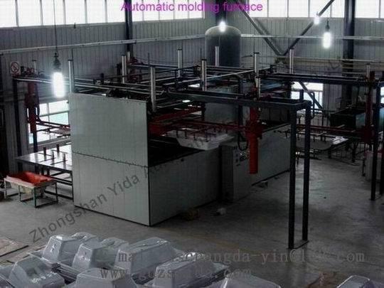 Acrylic Forming Machine/Bathtub Machine/Automatic molding furnace