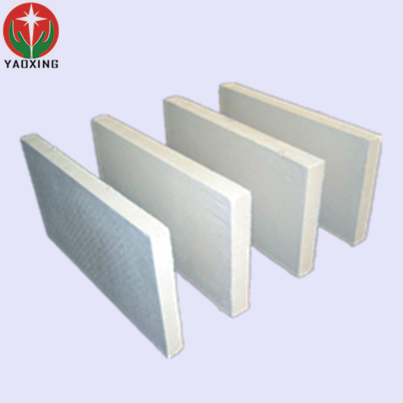 1260 inorganic ceramic fiber board for fireplace