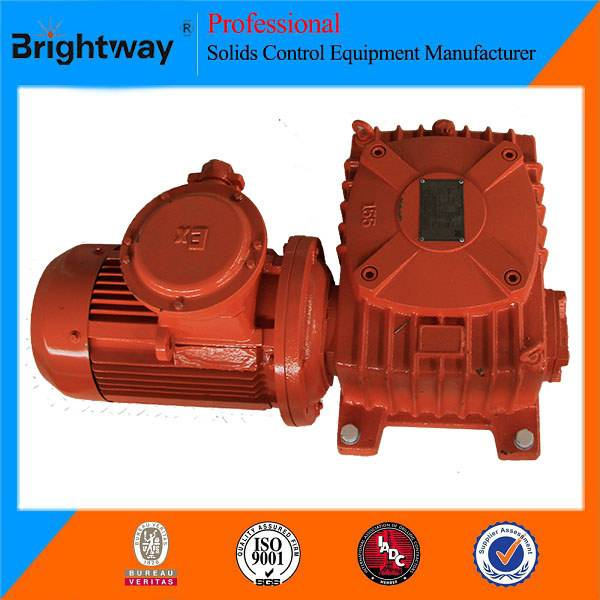 Brightway Solids Mud Mixer and Mud Agitator