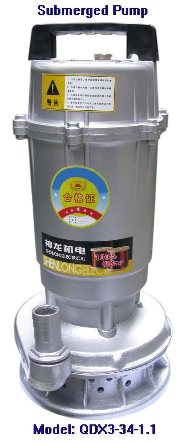 Electric Submersible Pump-QDX3-34-1.1