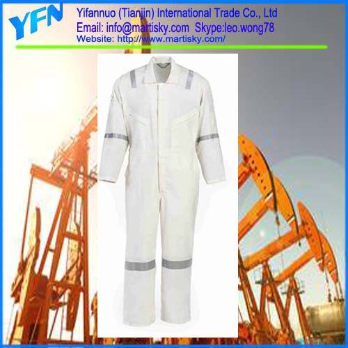 Flame Retardant Safety Coverall Workwear with reflective tape