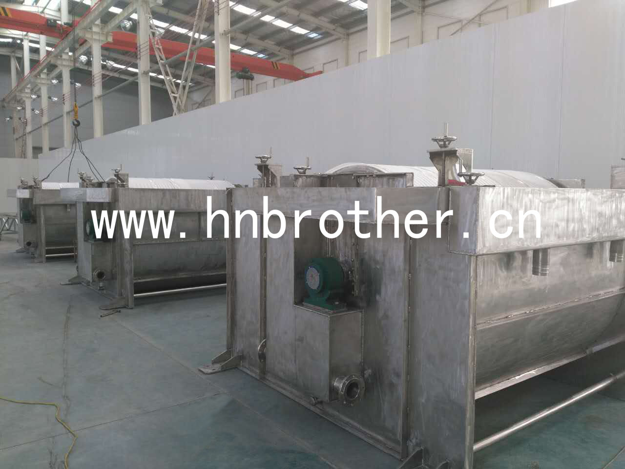 Stainless Steel Vat For Paper-making Machine