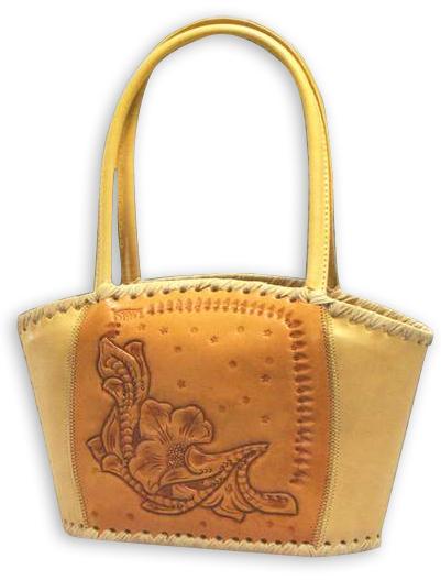 Ladies Bag Yelow & orenge color