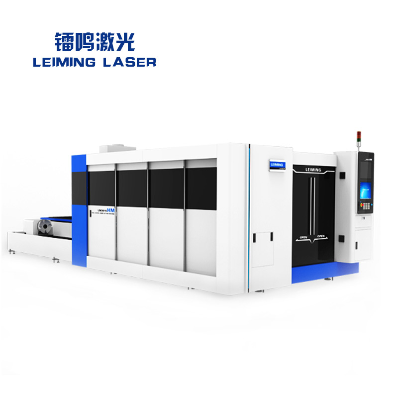 Manufacturer 1500w to 12KW fiber laser cutting machine