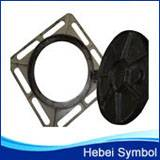 ductile iron square trench cover