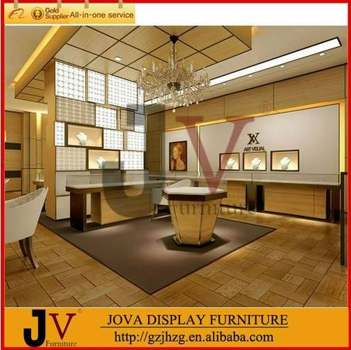 Store jewelry display furniture for free design
