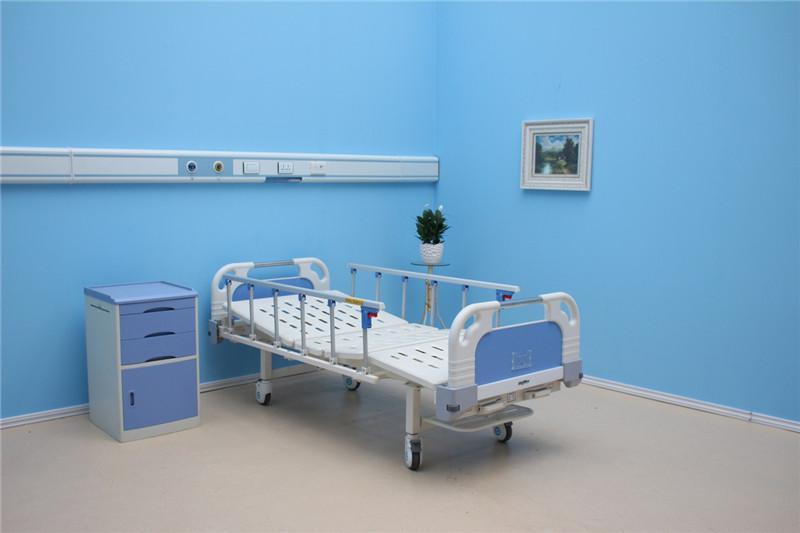 2 crank medical bed for sale