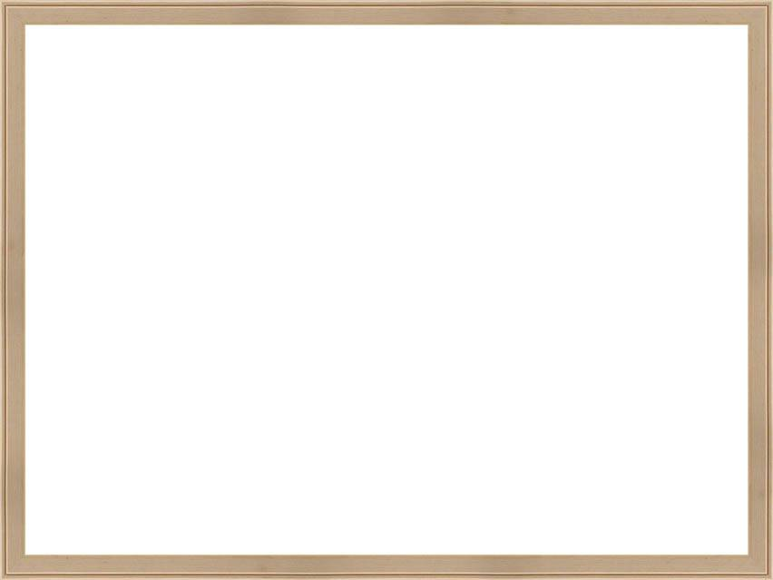 Wooden Frame Laminated Whiteboard