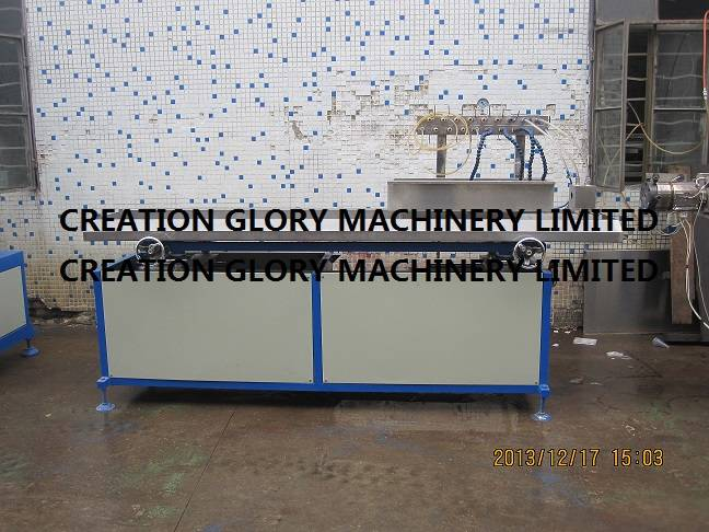 High quality general calibration water tank for plastic extrusion line