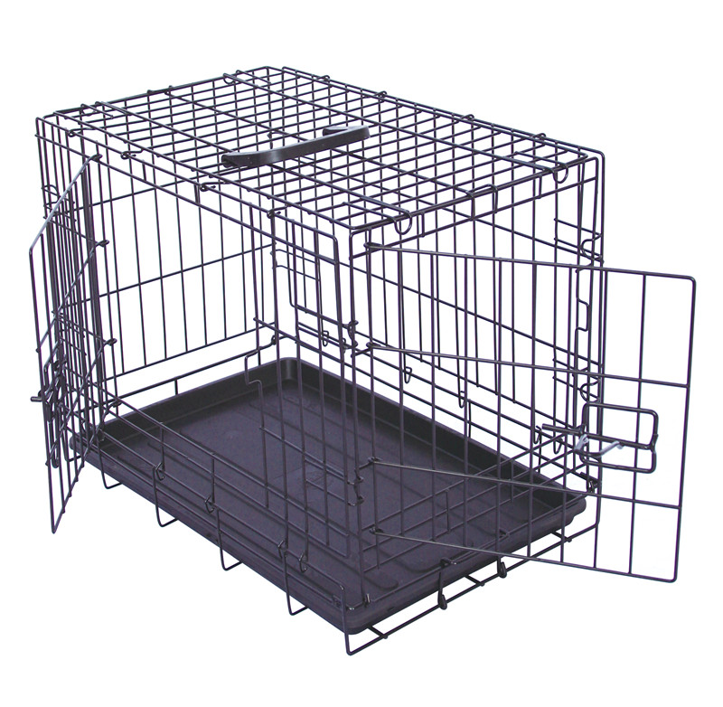Trapezoild Transport Dog Cages, Different Types of Dog Crates