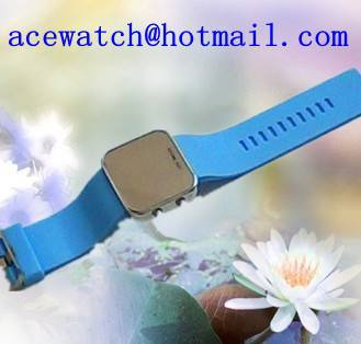 silicone watch (LED digital watch) silica gel wristwatches G