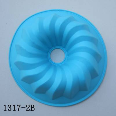 Big different shapes baking mold of silicone cake molds