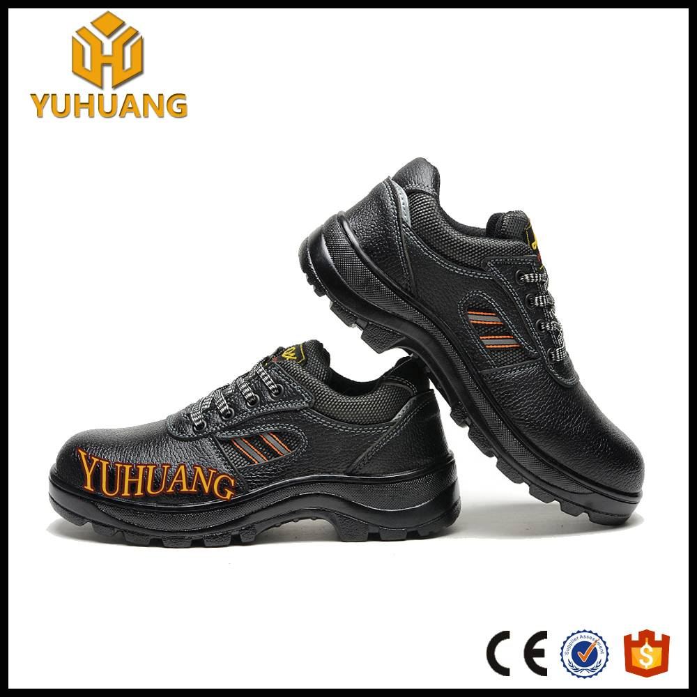 Cemented safety shoes