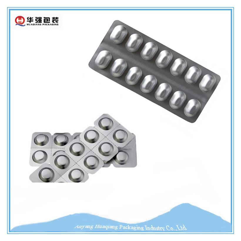 cold forming aluminum blister foil