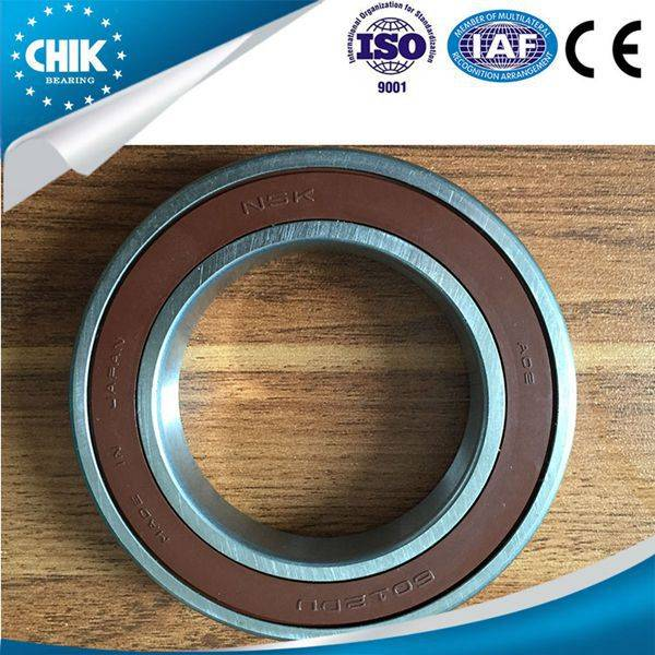 Hot sale China factory high precision deep groove ball bearing 6005 ball bearing 254712mm