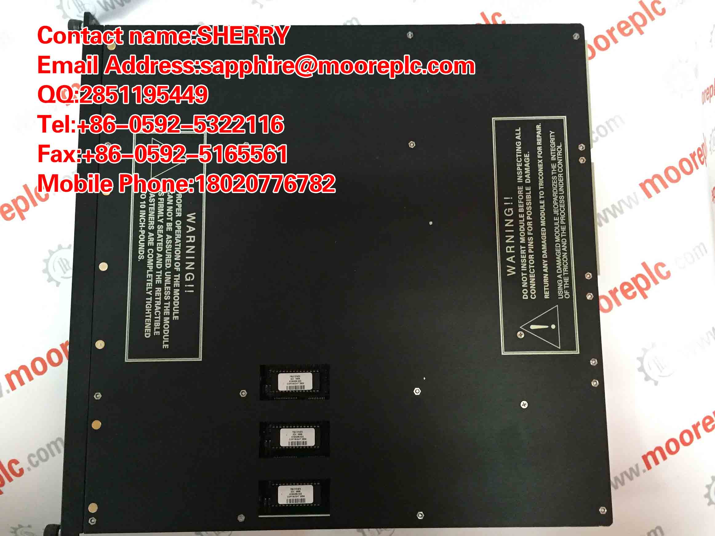 3000510-180 3000510180 TRICONEX NEW FACTORY SEAL