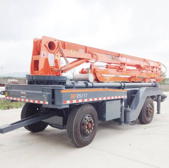 Concrete Machinery Pumps with Boom (BP25/17)