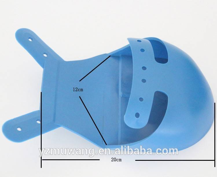 Professional supplier high quality plastic hoof shoes