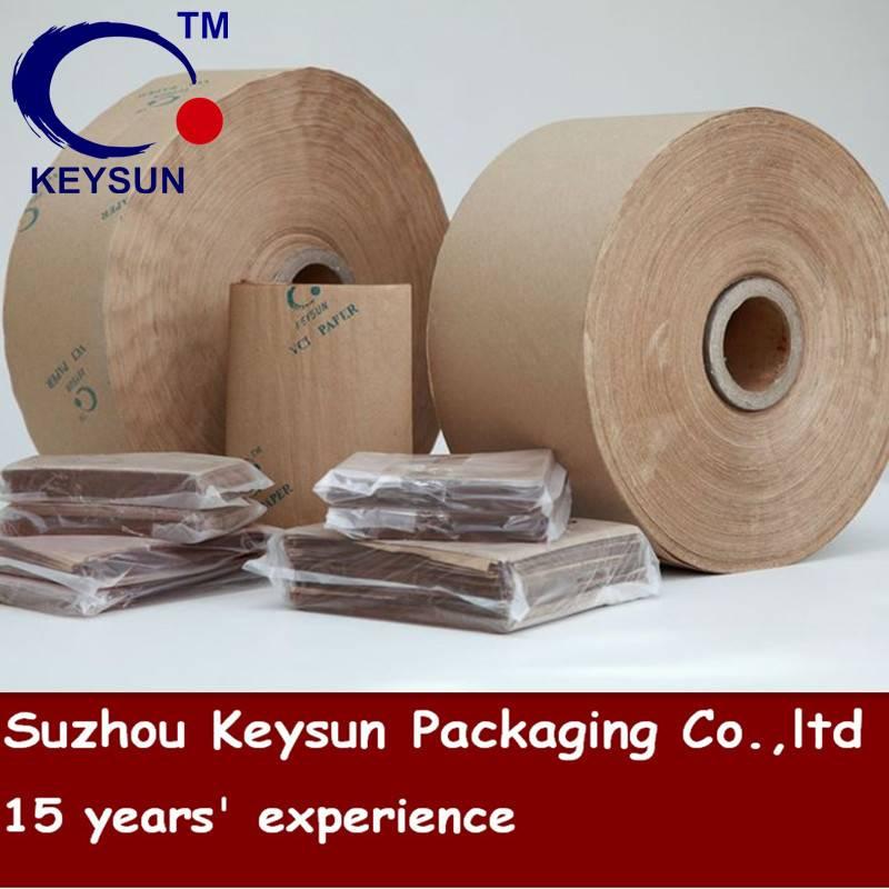 Anti Corrosion Kraft Paper VCI Woven Laminated Paper