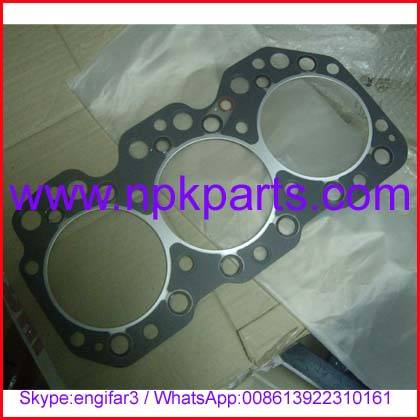 Yanmar marine engine 4/6CH parts head gasket 127610-01340