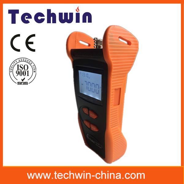 Techwin digital optical fiber power meter TW3208E
