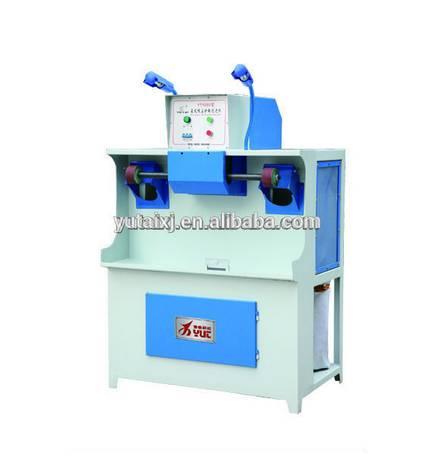 YT-1050 Shoe making machine/ Double-headed Grinding Machine