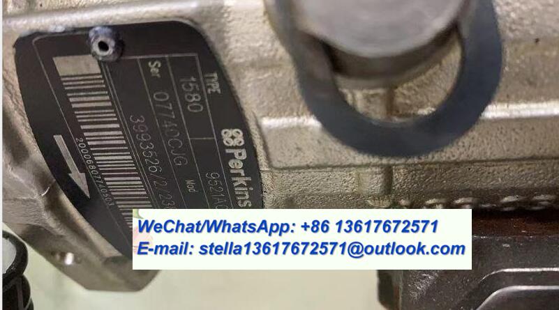 Perkins Fuel Injection Pump 399-3526/3993526,Caterpillar PUMP AS-FUEL INJECTION
