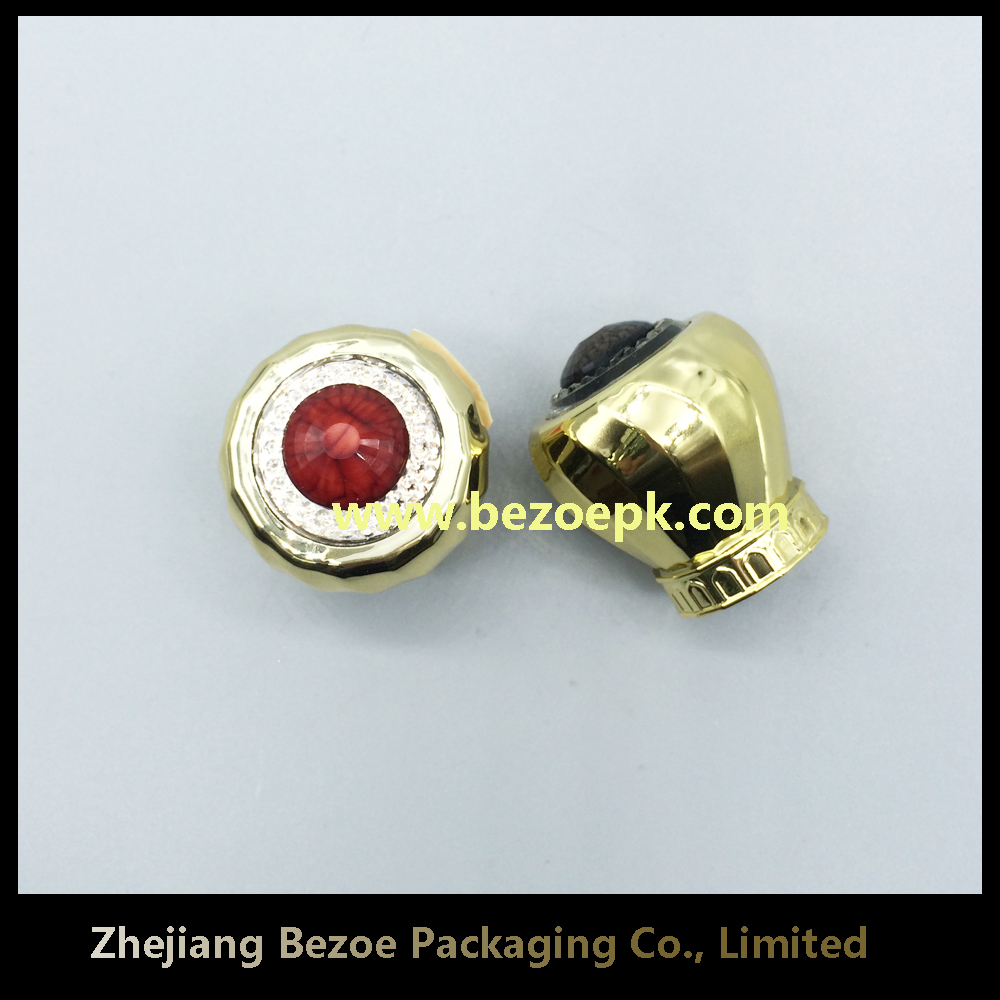 Plastic manufacturer Arabian style perfume bottle cap