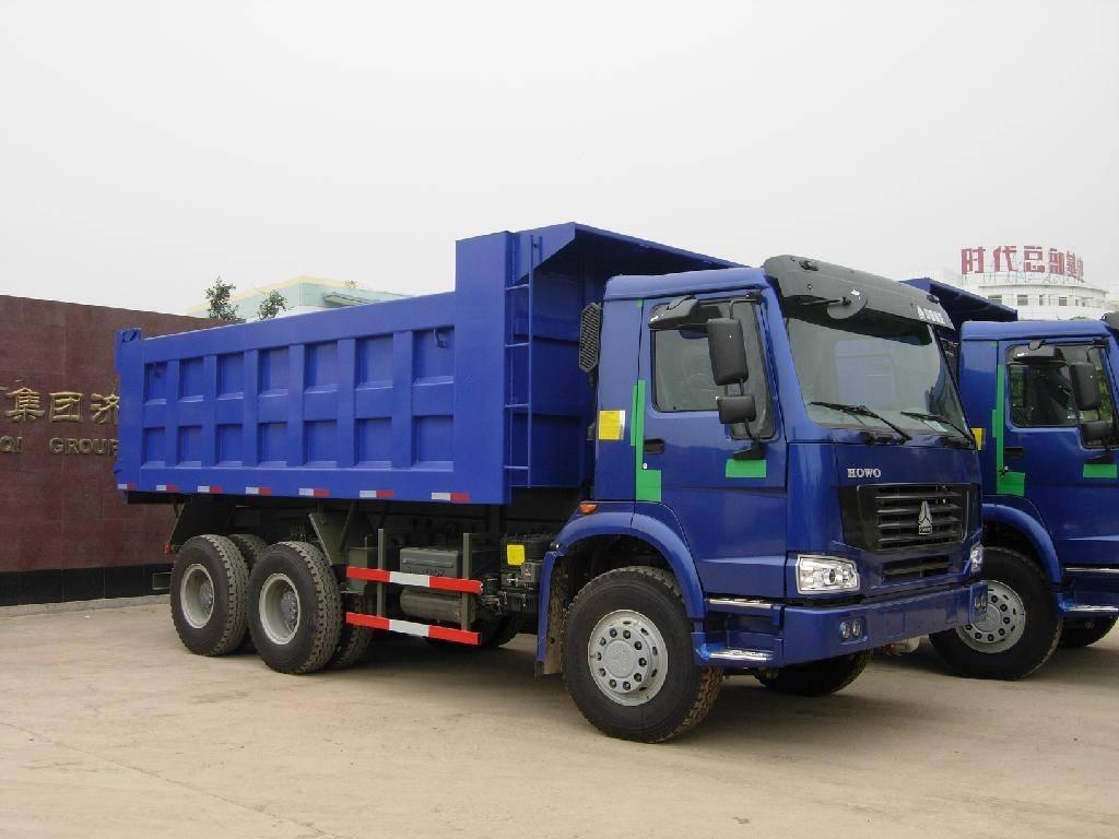 sino dump truck