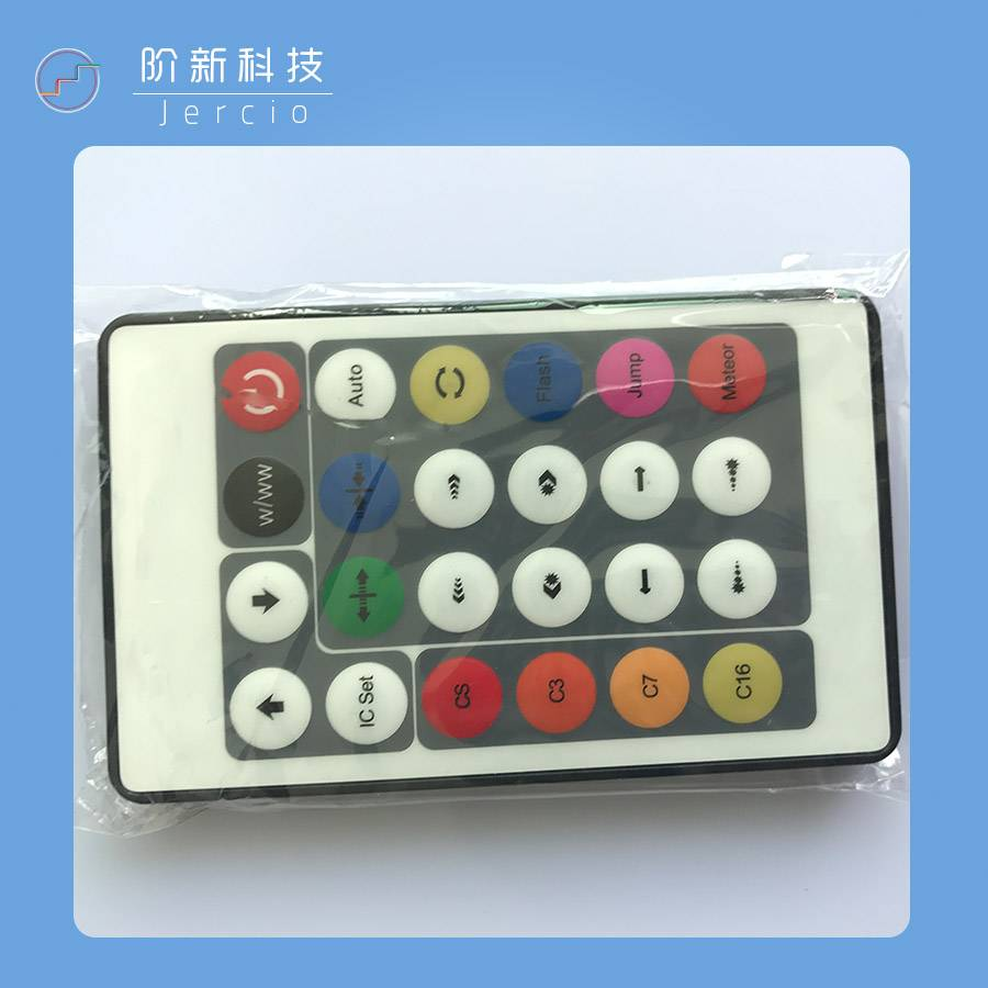 Jercio IR-24 SK6812/ WS2811/APA102 controller
