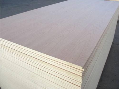 packing plywood okoume face
