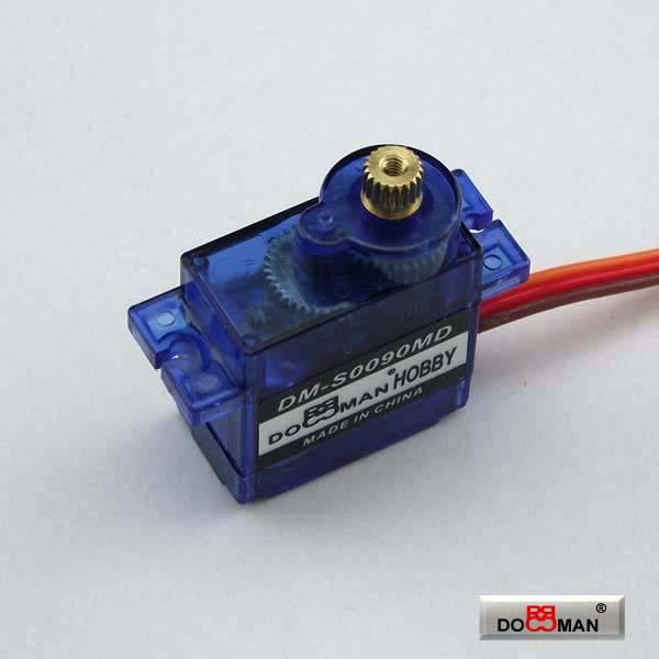 DOMAN RC metal gear 9g digital servo