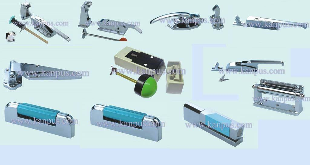 Cold storage hinge & latch (refrigeration spare parts, cold room parts)
