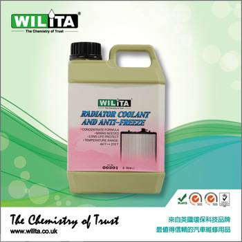 Wilita Radiator Coolant And Antifreeze