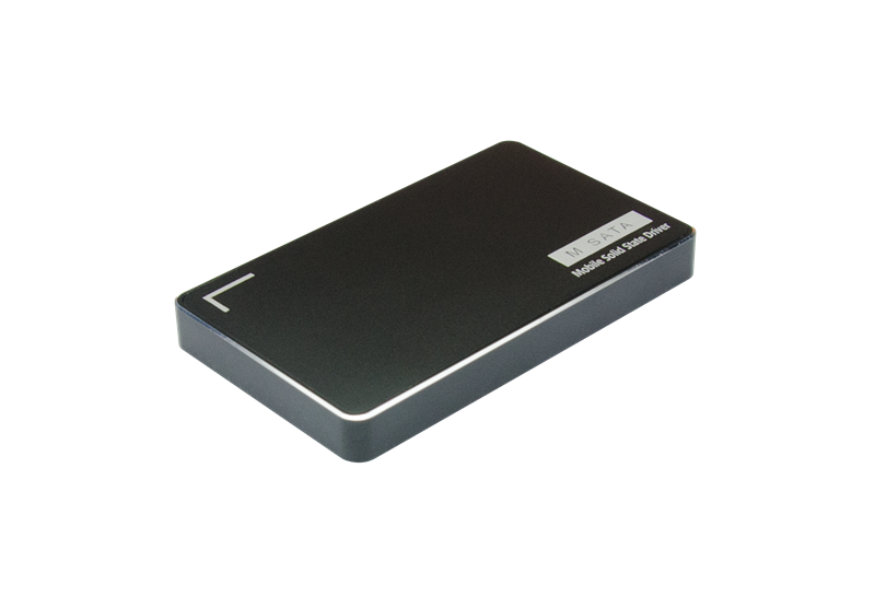 Hard Drive Carrying enclosure msata external Portable Hard Disk Case