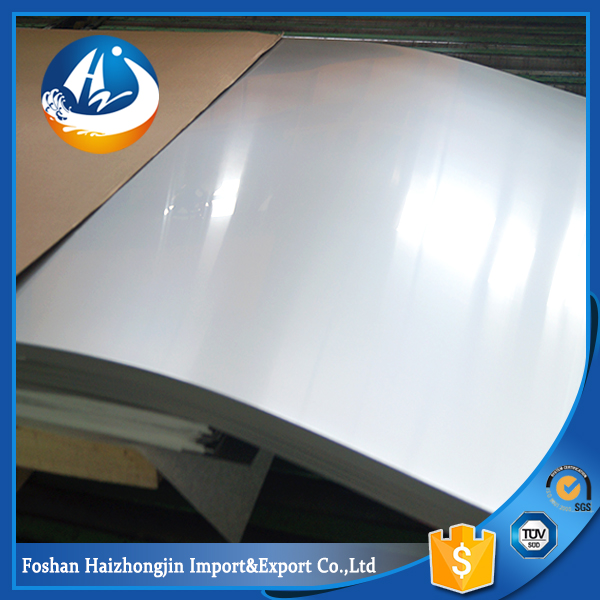 ASTM A167 304L 4' x 8' stainless steel sheet 2B export