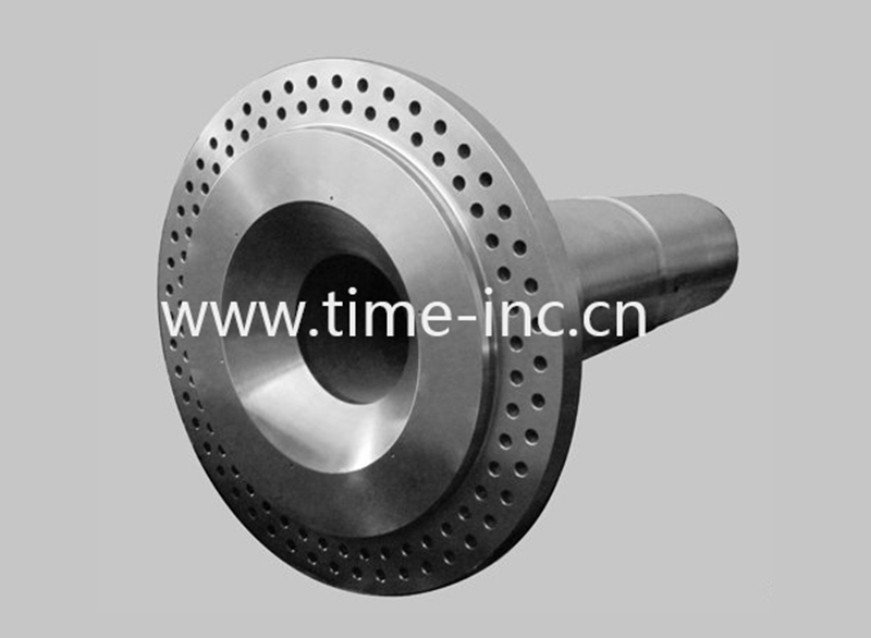 Heavy duty large forged Wind Power Shaft