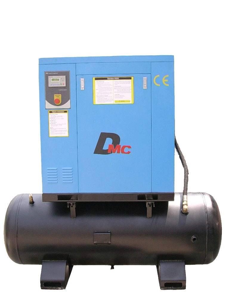 20hp screw compressor , 500 L tank