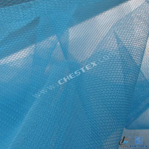 100% nylon or polyester tricot knitted fabric